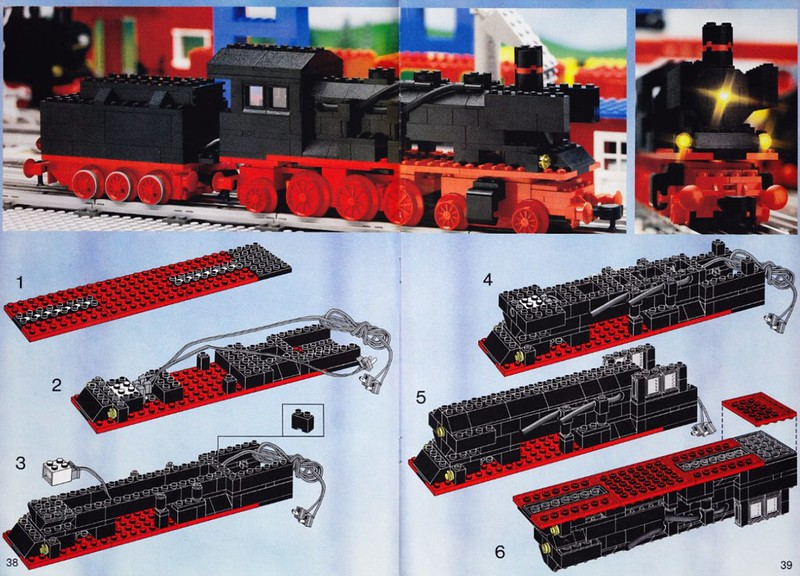 throwbackthursday 7777 eisenbahn ideenbuch von 1981 lego bei gemeinschaft. Black Bedroom Furniture Sets. Home Design Ideas