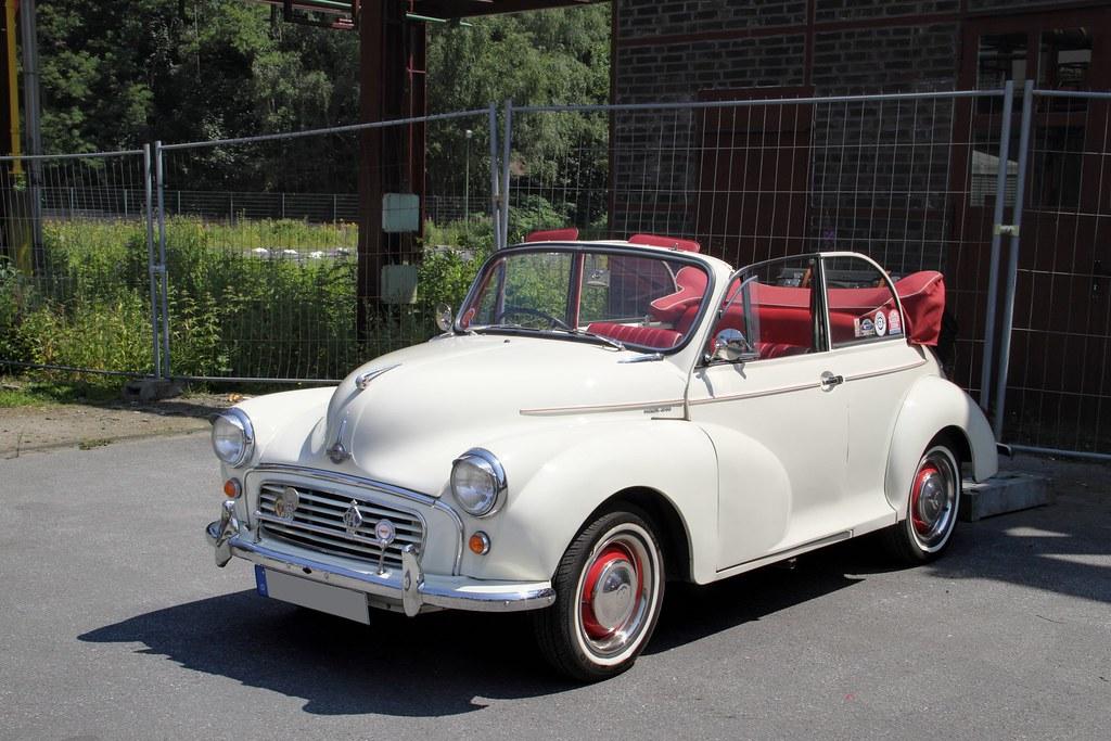 6 Door Truck >> 1956 - 1969 Morris Minor 1000 Convertible   The Morris Minor…   Flickr