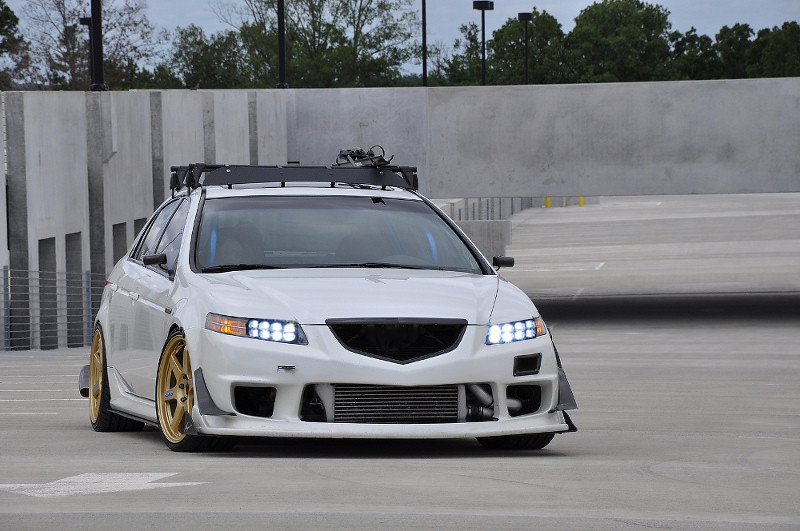 Tl With Jewel Eye Led Headlights This Is Not Real