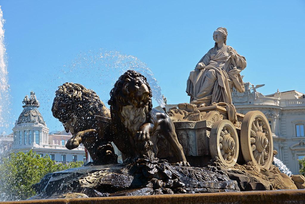 Fuente de cibeles madrid spain cpcmollet flickr - Montadores de pladur en madrid ...