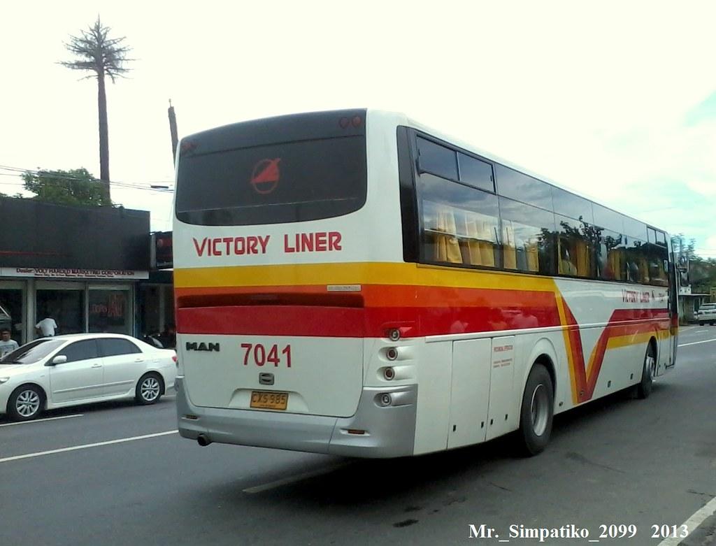 Victory Liner Inc 7041