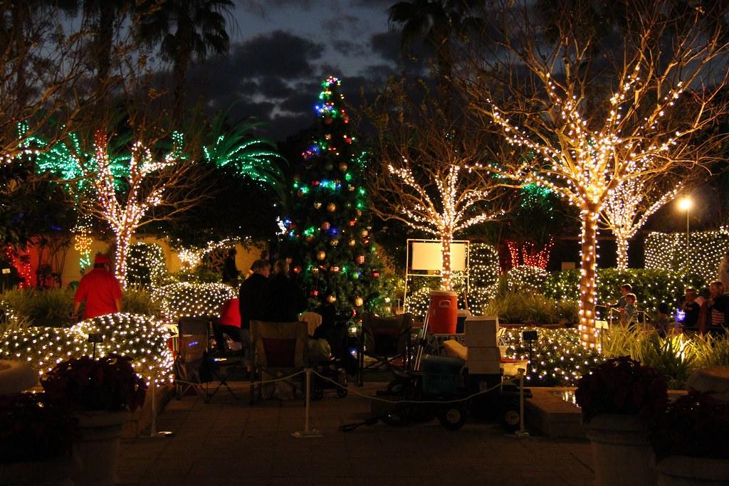 Holiday lights florida botanical gardens in largo fl 11jewels flickr for Florida botanical gardens largo