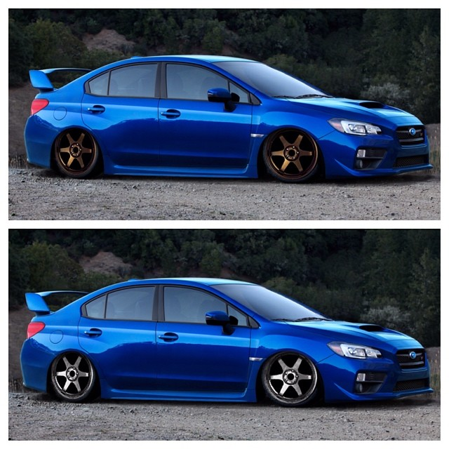 this is what the new 2015 subaruwrxsti needs more low an