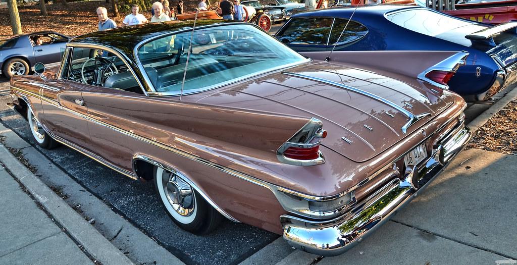 1961 Desoto Fireflite Chad Horwedel Flickr