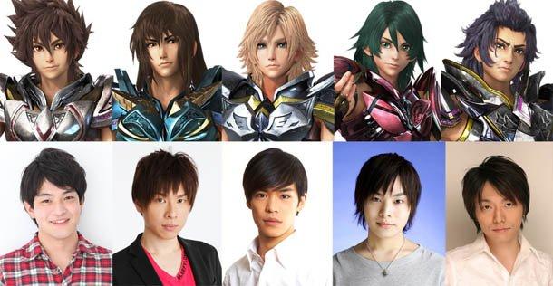 140227(3) – 煥然一新的主角聲優、CG劇場版《聖闘士星矢 LEGEND of SANCTUARY》預定6/21上映!