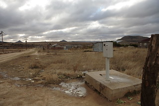 Lesotho - Maseru Water Stand Points - John Hogg - 090626 | by World Bank Photo Collection