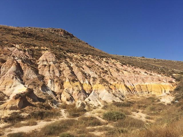 Paisaje de Tierras de Berlanga (Soria)