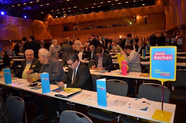 FDP-Landesparteitag NRW in Neuss am 20.11.2016