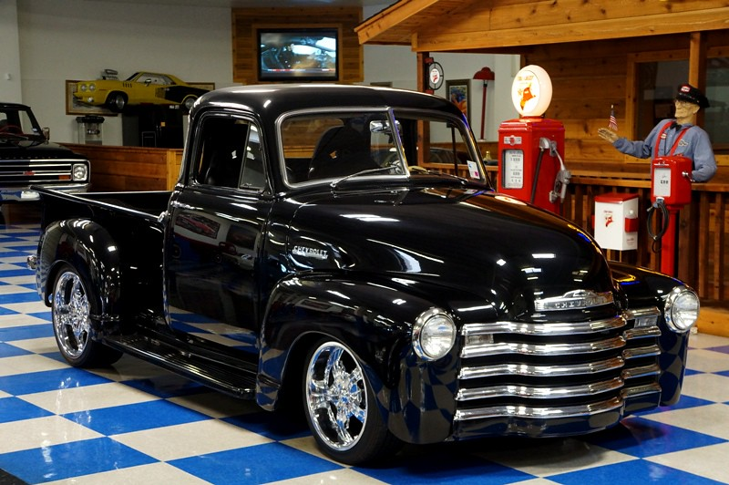 1952 Chevy Truck >> 1952 Chevy 5 Window Hot Rod Pickup | www.pinterest.com/pin/1… | Flickr
