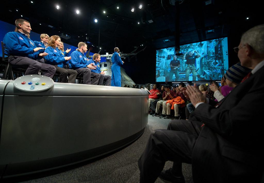 2013 Astronaut Candidates STEM Education Event (2014013000 ...