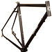 Gunnar Fastlane Disc Cross / Commuter/ Touring Frame - front view