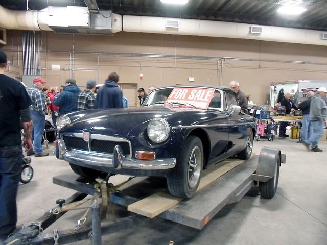 Lethbridge Swap Meet 2014 Old Car Junkie