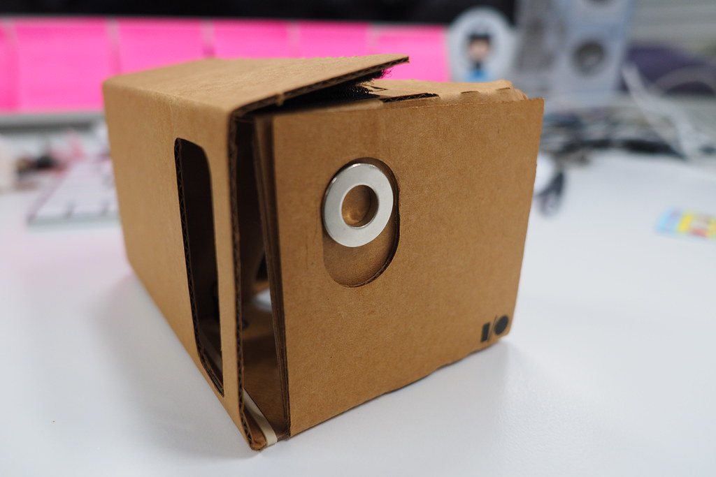 Google Cardboard: A High-Quality Virtual Reality Experience for $15