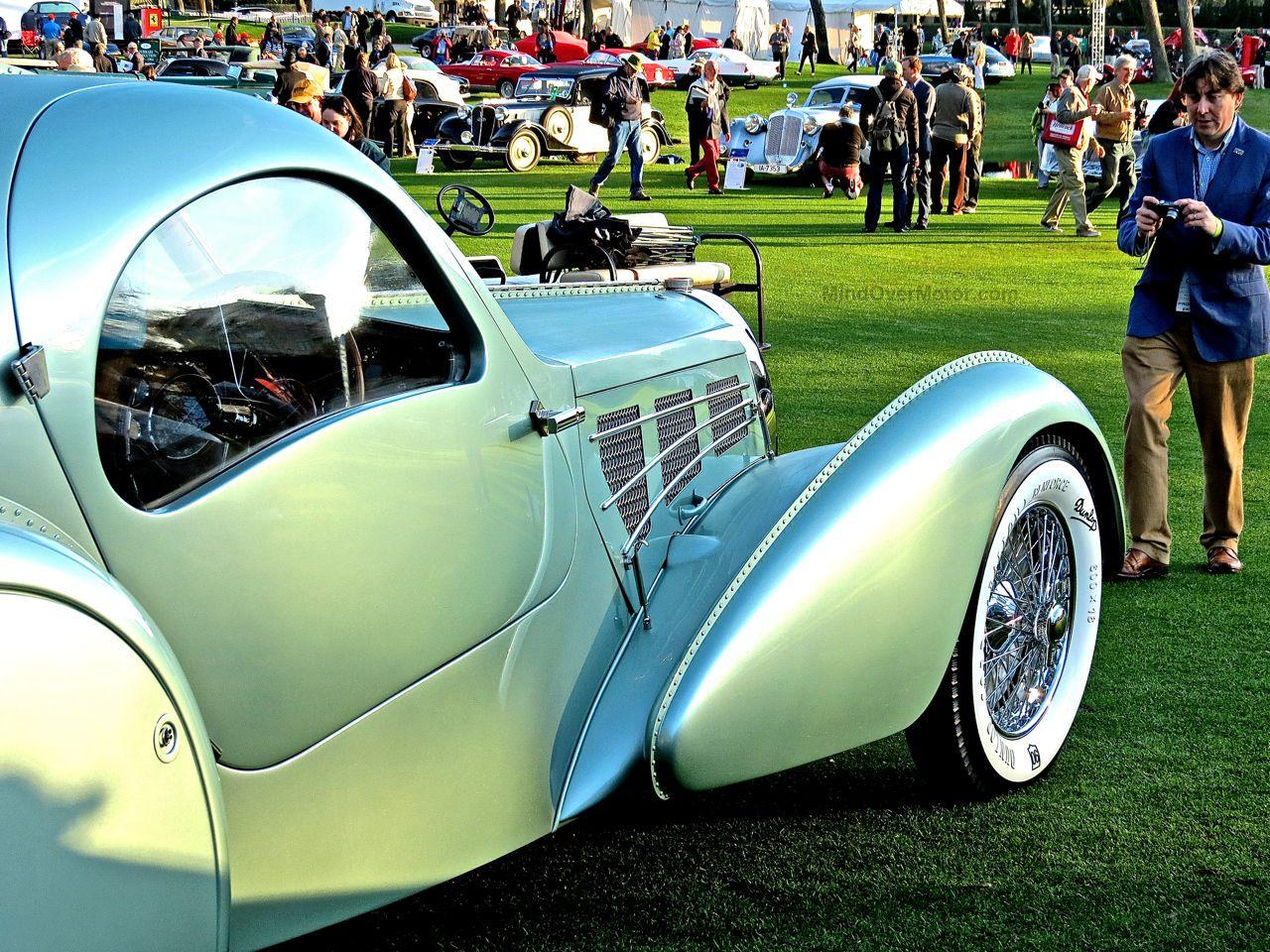 Bugatti Type 57 Aerolithe Amelia 6