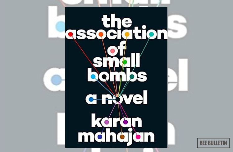 The Association of Small Bombs by Karan Mahajan - Top 10 Best Books of 2016