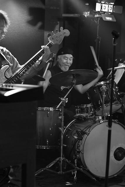 宮永英一and Friends live at 獅子王, Tokyo, 02 Dec 2016 -00246