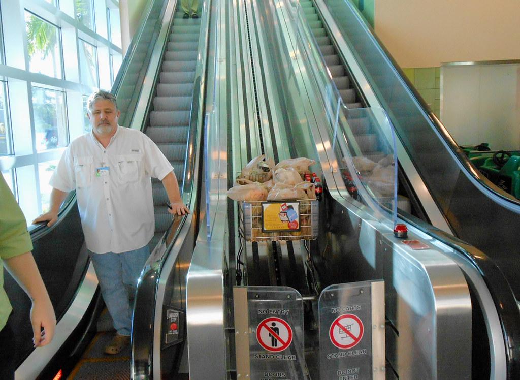 Track Your Car >> Sarasota - Publix Escalator | Publix built a new supermarket… | Flickr