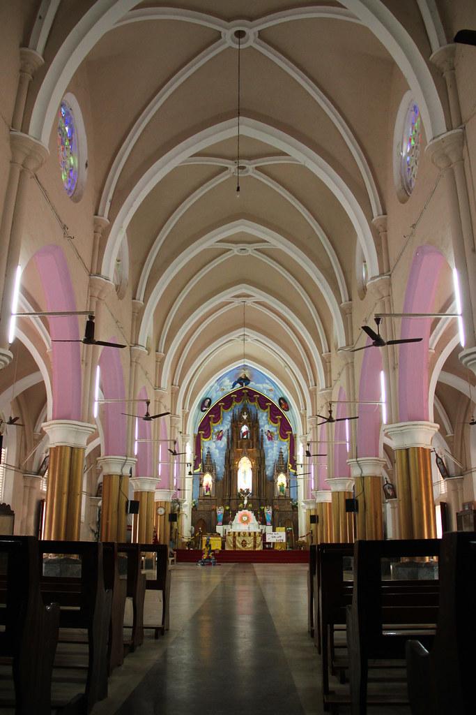 Our Lady of Lourdes Church, Idinthakarai   People have ...