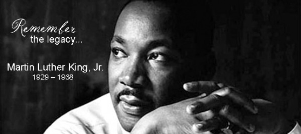Happy Martin Luther King Jr Day T G
