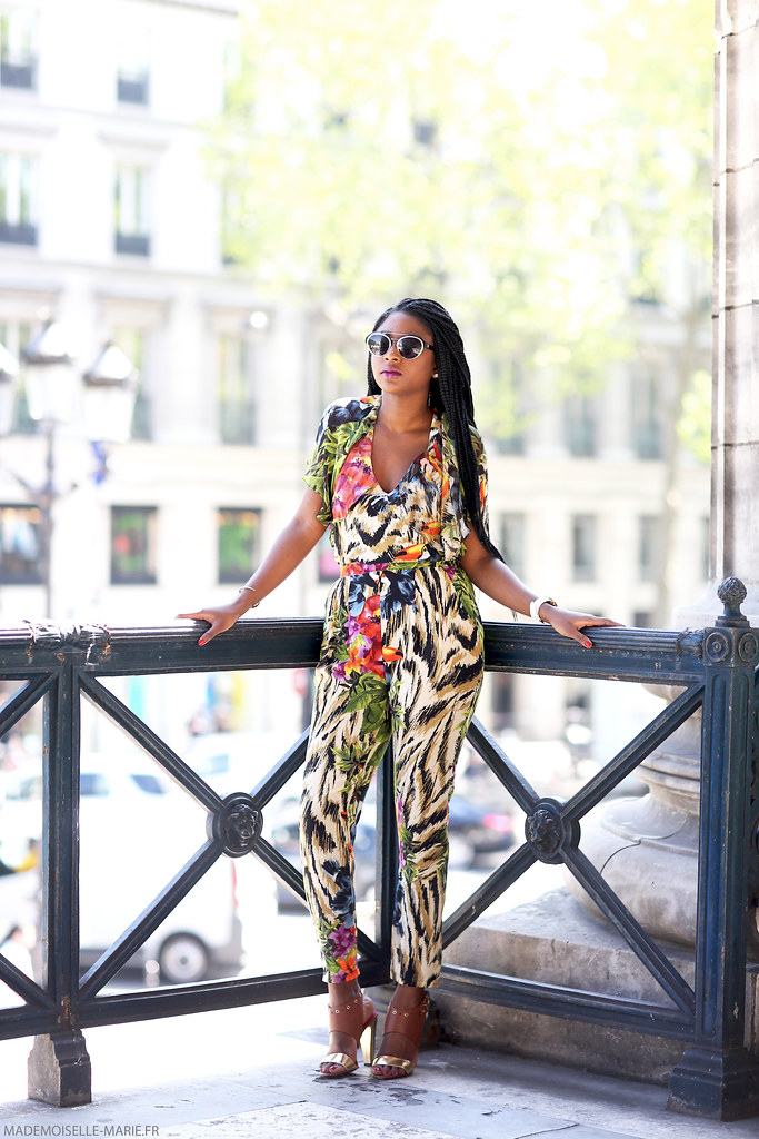Shooting Blogueuse My fashion Break, Paris