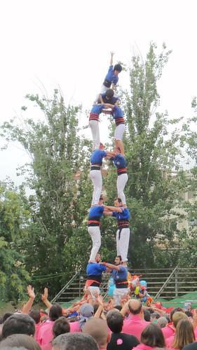 2de7 Castellers d'Esplugues