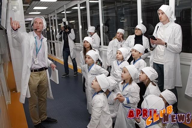 Экскурсия-квест по Лианозовскому молочному комбинату