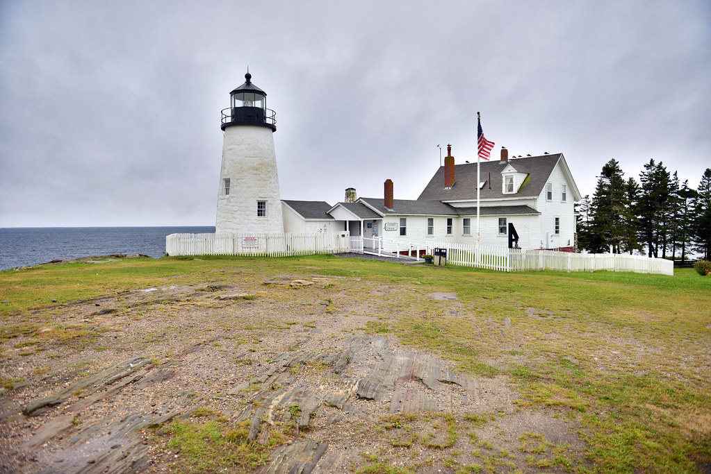 Is Aaa Worth It >> Pemaquid Point Light, Maine | From Owl's Head Light, we ...