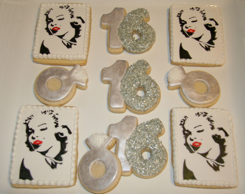 Marilyn Monroe Cake Kennedy Birthday