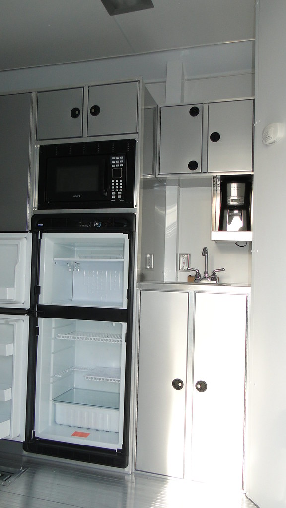 Mobile Trailers Kitchen Ideas