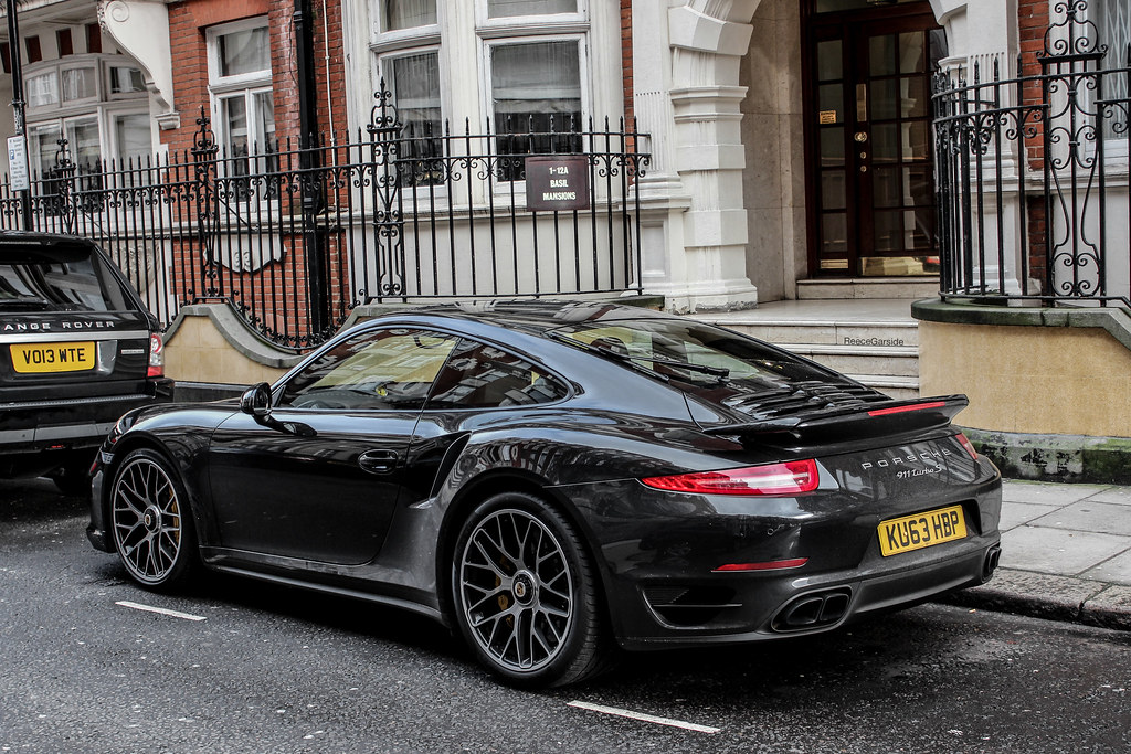 Dirty Turbo S Reece Garside Photography Flickr