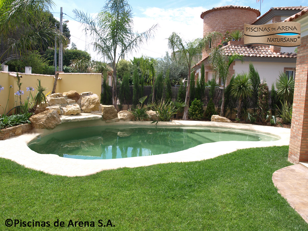 Piscinas de arena natursand proyectos nicos y - Piscinas de arena natursand ...