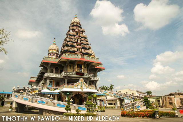 Asia - Indonesia - Medan - Marian Shrine Of Annai Velangkanni (Catholic Church)