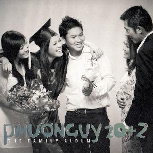 Phương Vy – Phương Vy 20+2 (The Family Album) – 2011 – iTunes AAC M4A – Album