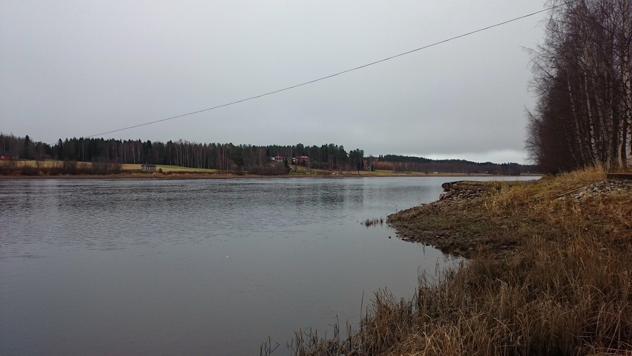 31.10. Oulujoki.