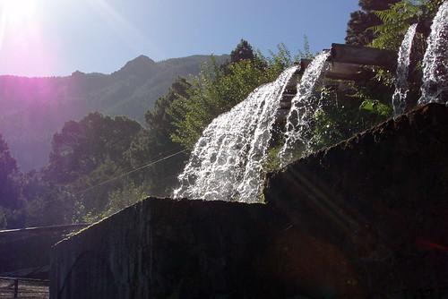 Water troughs, Aguamansa, La Orotava, Tenerife