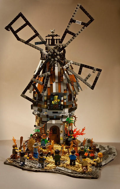 Frankenstein Windmill