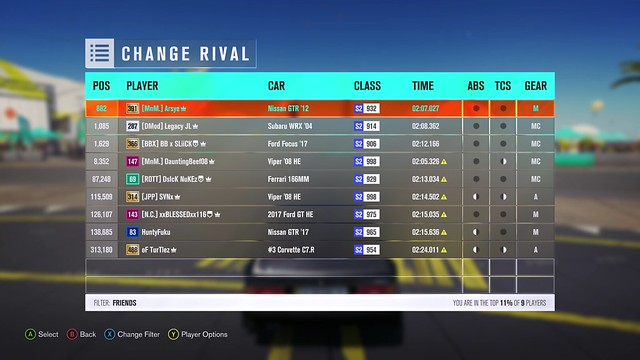 (FH3) The Tramline Sprint (Results Up!) 31022929431_46e0de28bb_z