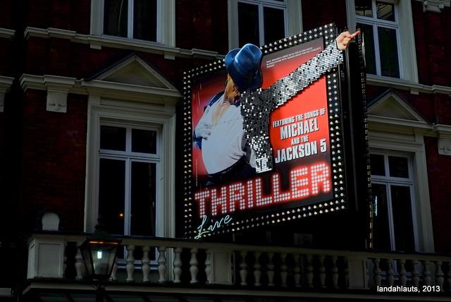 Thriller Live Uk Tour  March
