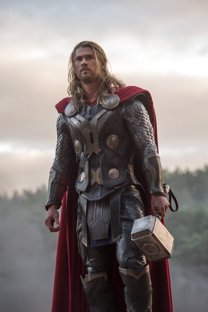 Image result for chris hemsworth as thor