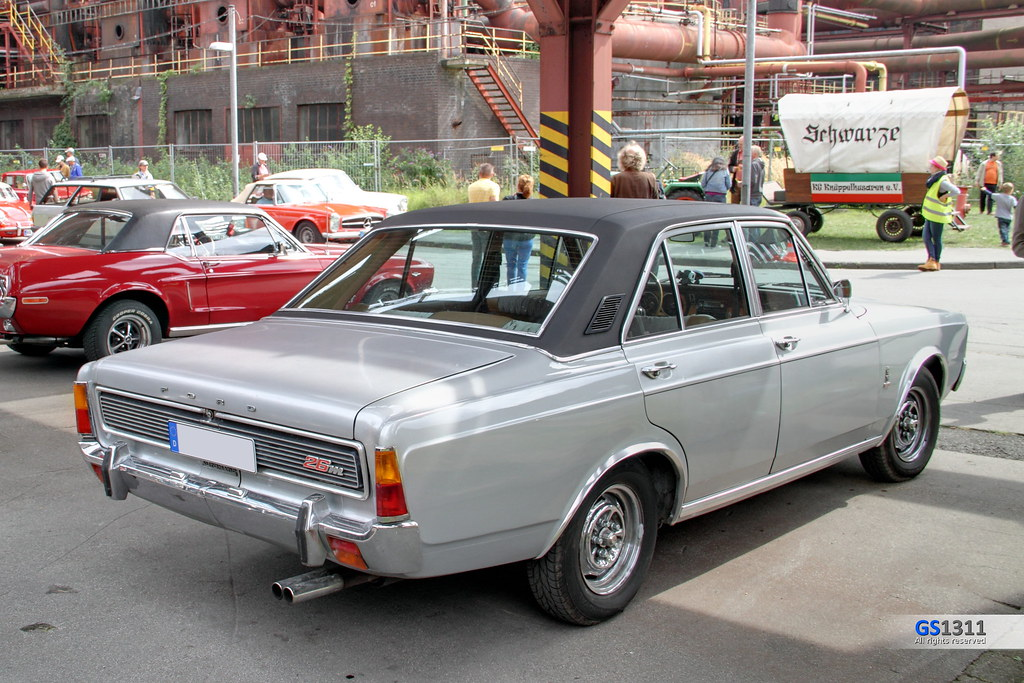 1969 1972 Ford 26m P7 Join My Car Pics Page On
