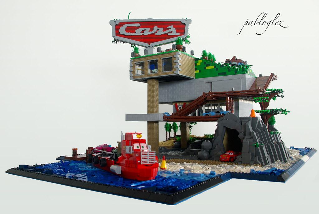 lego cars island 01 pablo gonzalez flickr. Black Bedroom Furniture Sets. Home Design Ideas