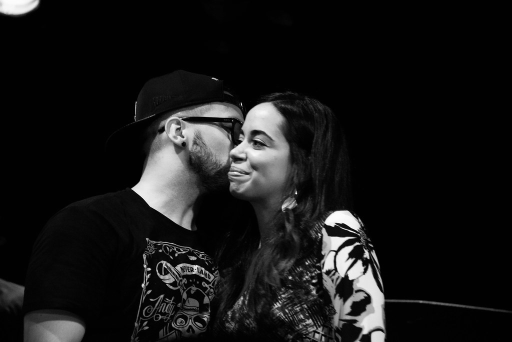 Andy Mineo Andy Mineo Introducing His New Fiance At His
