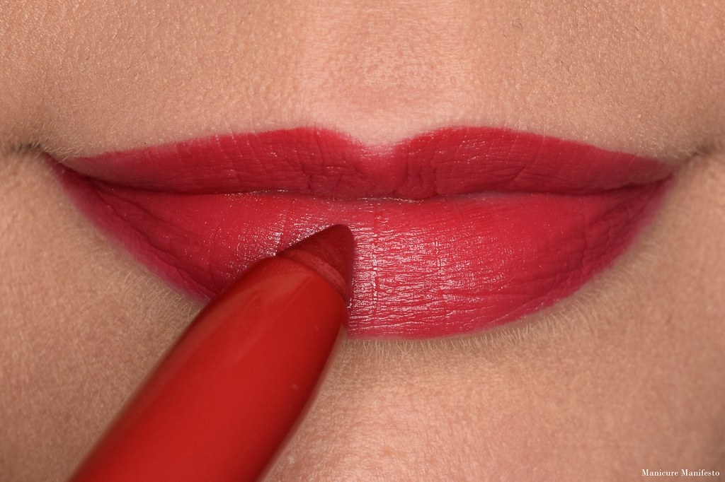 Bite Beauty Matte Creme Lip Crayon Red Velvet