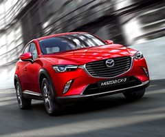 Mazda SUV compacta Mazda CX-3