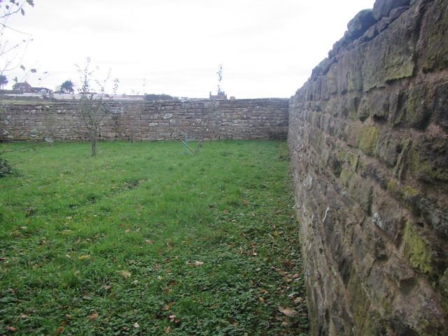 Handale Abbey Walled Garden, Liverton / Loftus