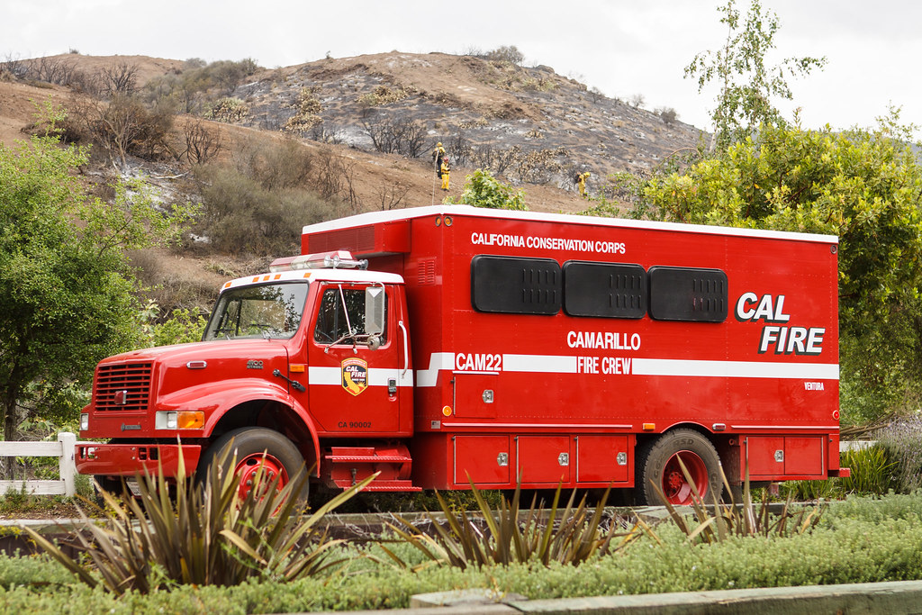 Cal Fire Map >> CAL FIRE California Conservation Corps Camarillo Fire Crew… | Flickr
