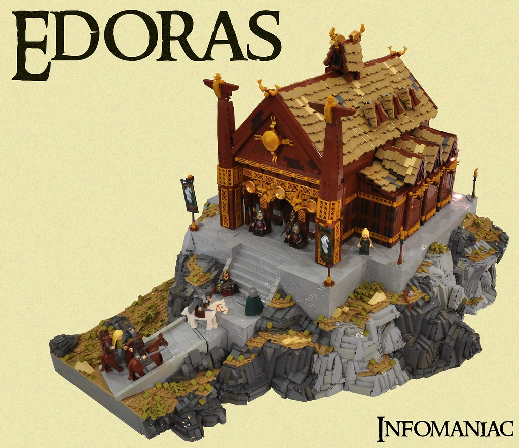 edoras edoras the capital city of the failing rohan the flickr. Black Bedroom Furniture Sets. Home Design Ideas
