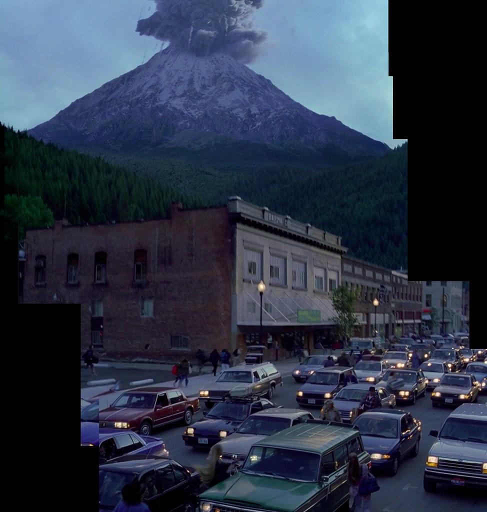 Dante's Peak Filming Locations