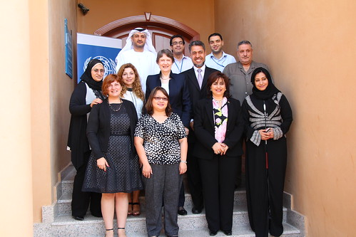 The Administrator's visit to UAE - November 2013 | by UNDP in the Arab States