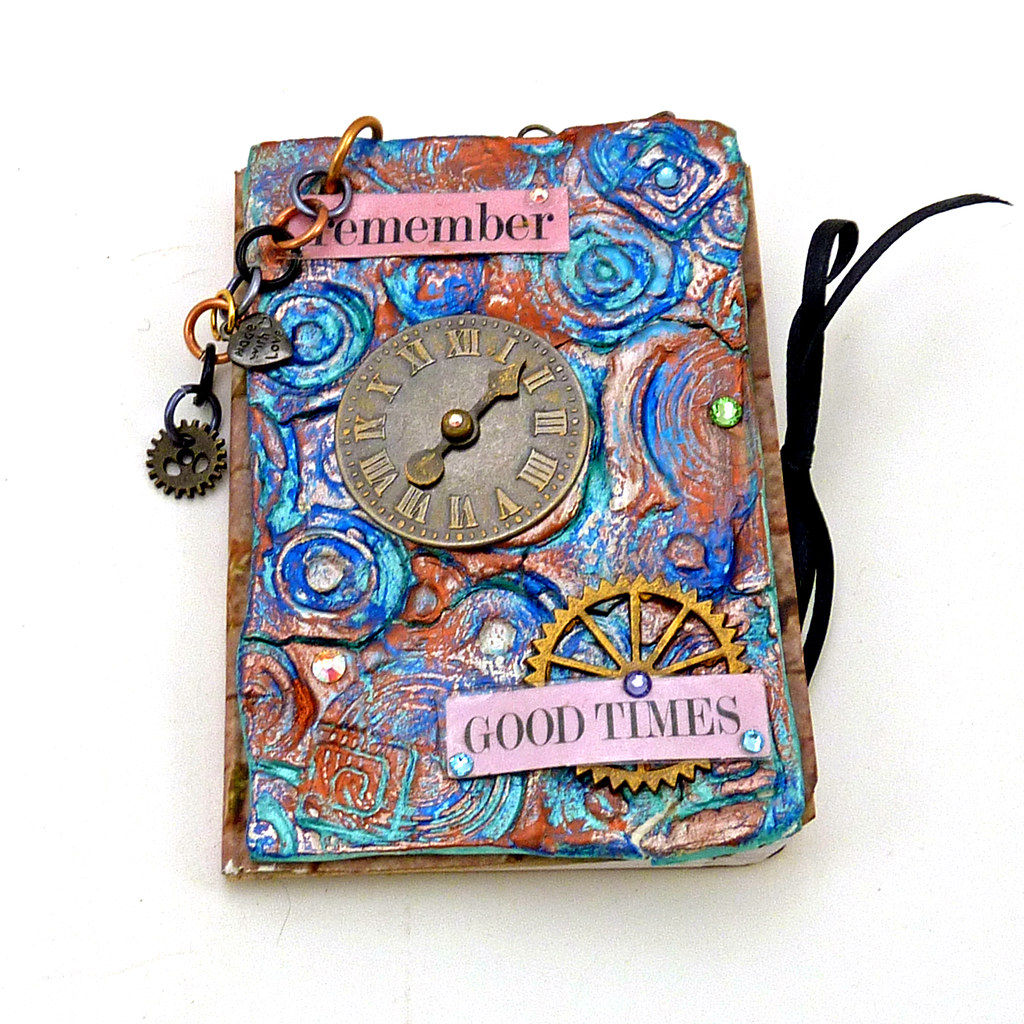 Designs For Art Book Cover ~ Remeber mixed media art journal cover i made this